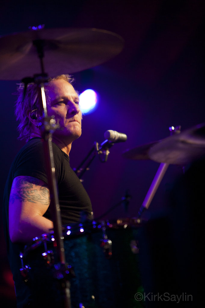 Matt Sorum of Velvet Revolver